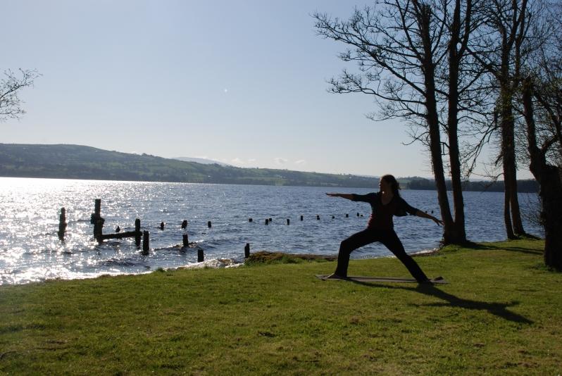 Yoga Retriet
