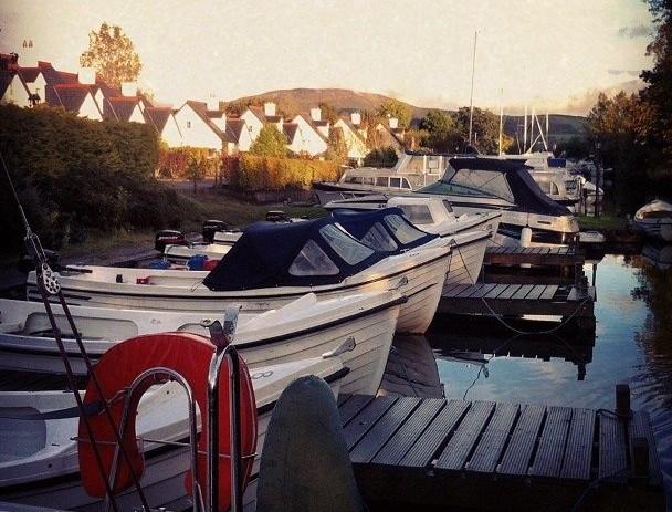 Lake Boat Hire