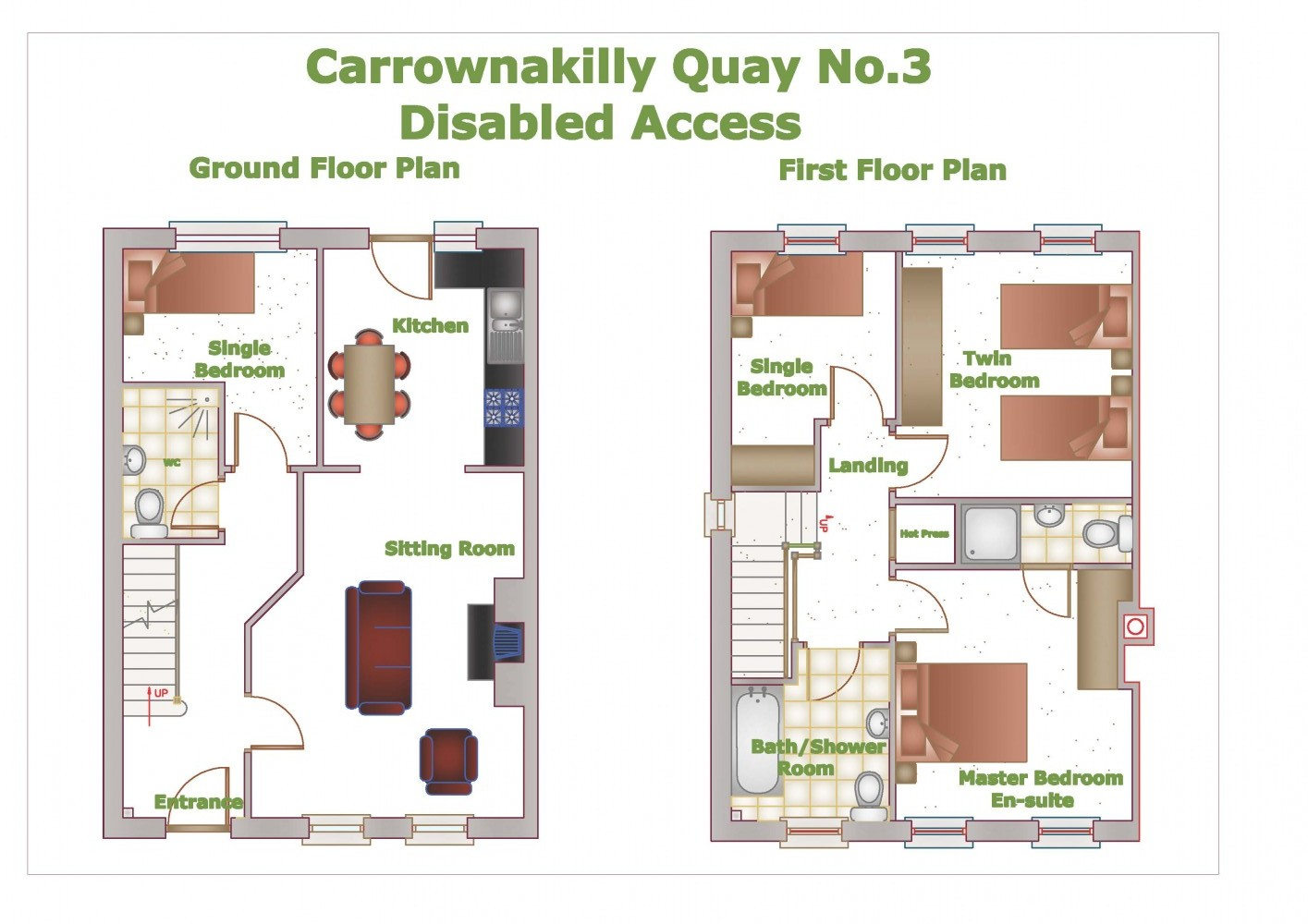 Quay cottages annacarriga killaloe for Cheap blueprints