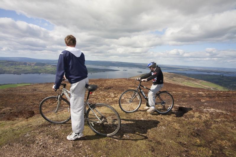 Hillwalking & Cycling